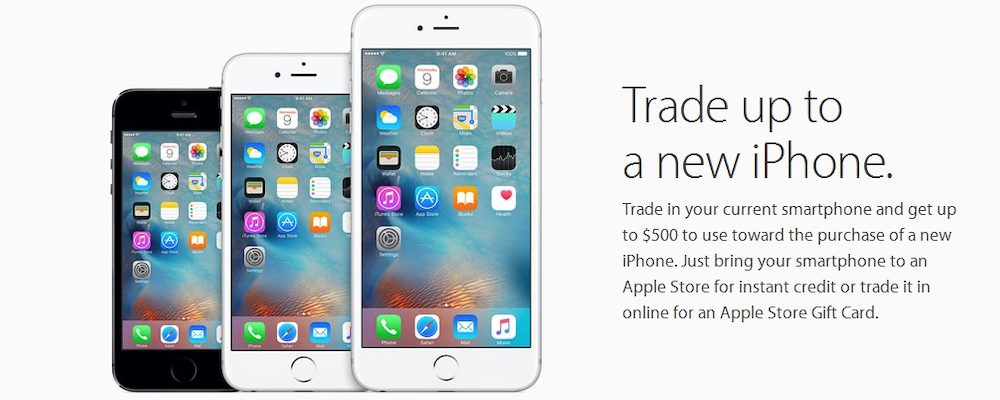 Apples IPhone Trade In Program How To Your Old For An