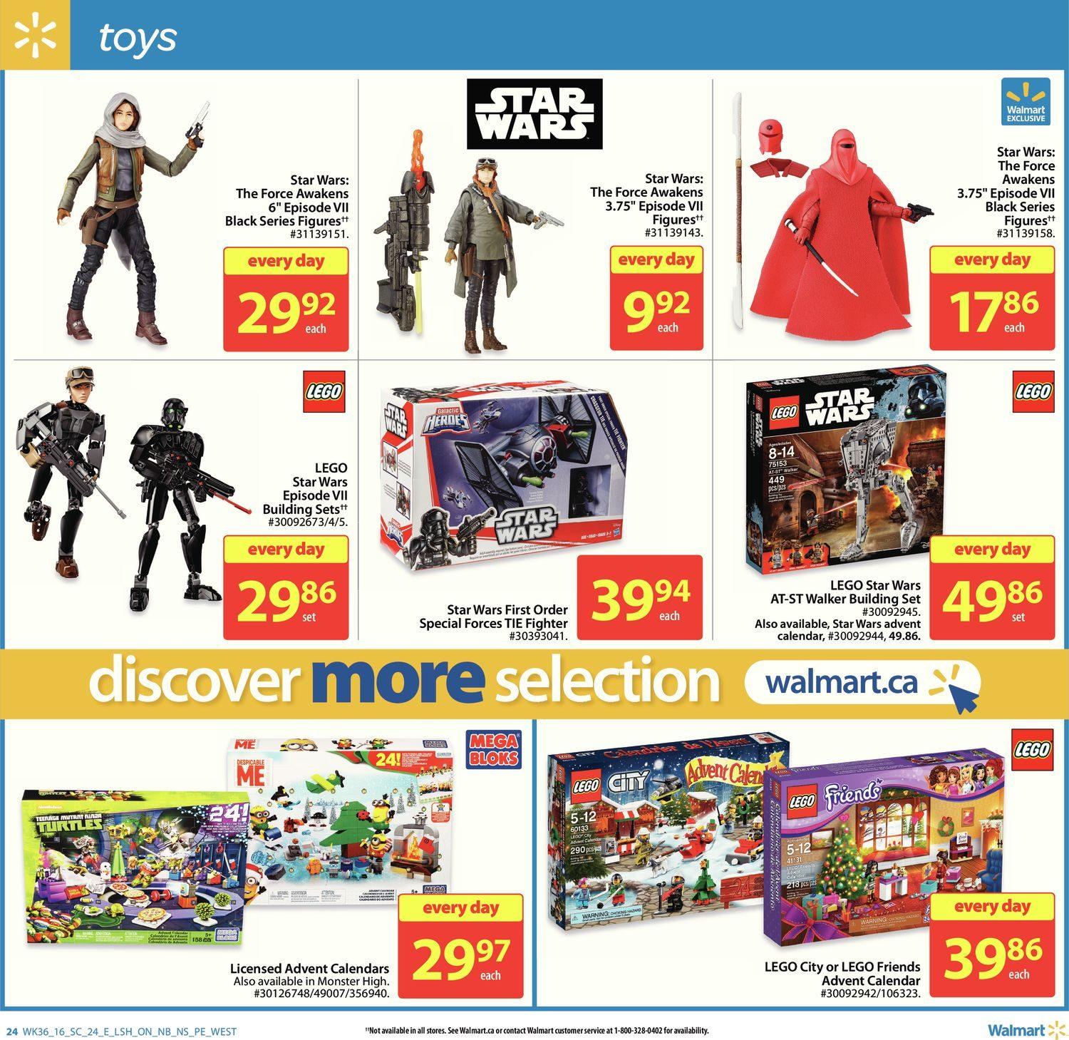 Walmart Weekly Flyer Supercentre Give Thanks Sep 29 Oct 5