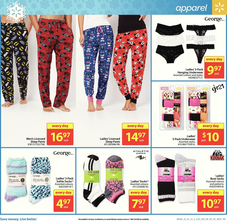 8cb69af6144 Walmart Weekly Flyer - Supercentre - Everything Holiday - Dec 8 – 14 -  RedFlagDeals.com