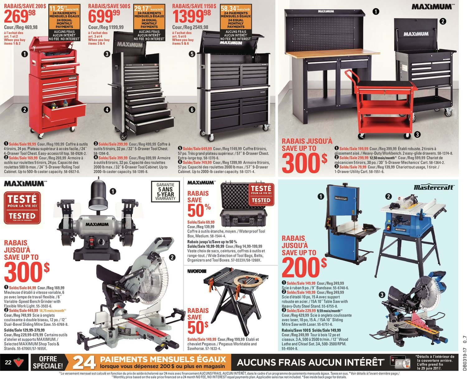 Canadian Tire Weekly Flyer Weekly Mom S The Best May 4 10