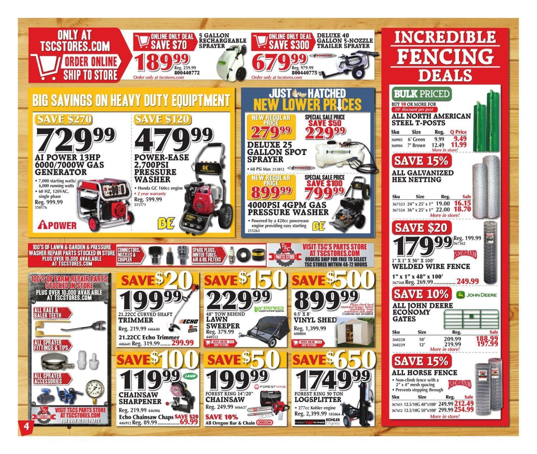 TSC Stores Weekly Flyer - Weekly - Really Big Summer Savings