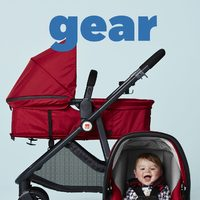 Babies R Us - Gear Look Book Flyer