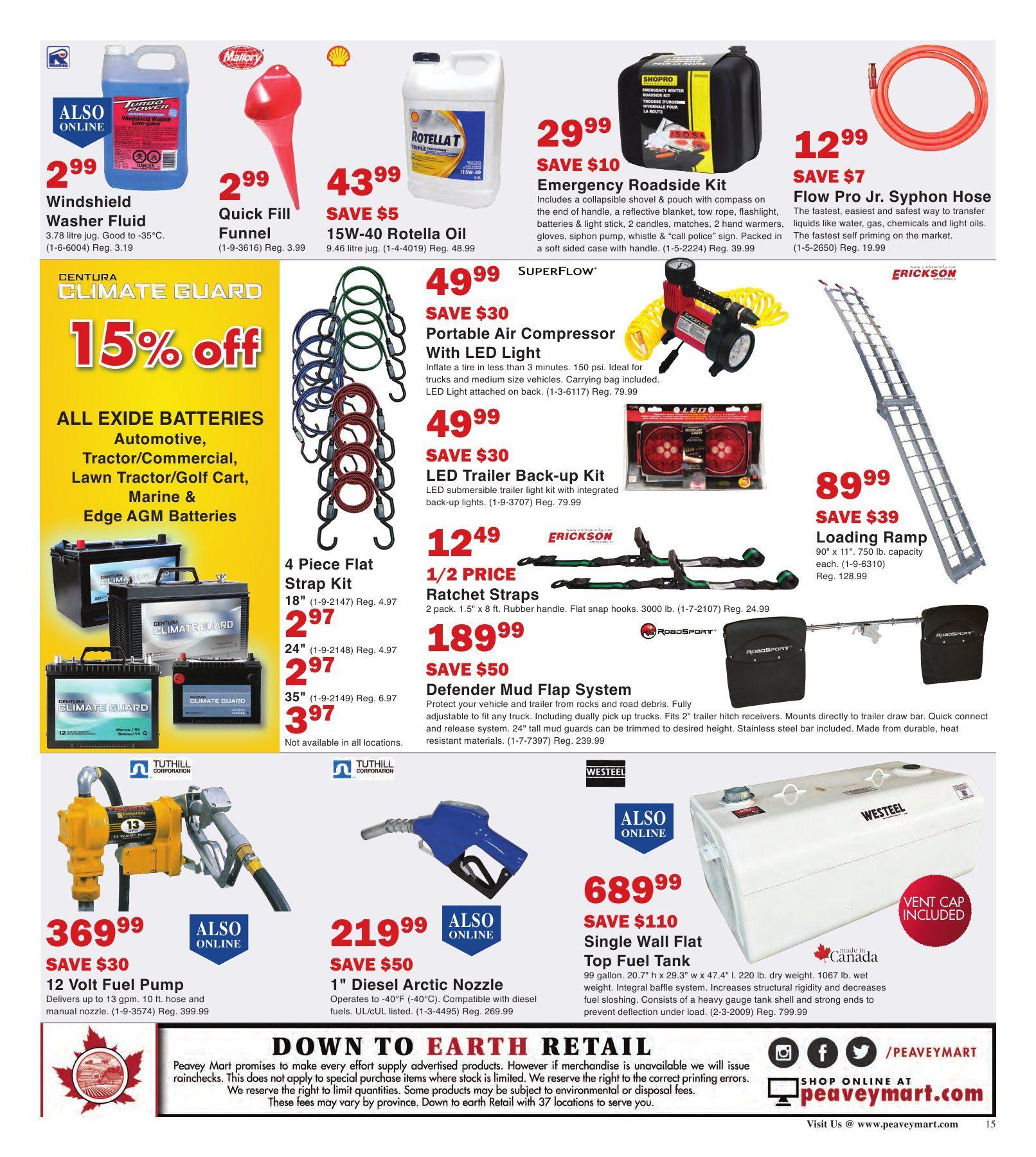 Peaveymart Weekly Flyer Buyer S Best Picks Sep 29 Oct 8 Redflagdeals Com