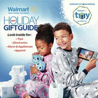 - 2017 Holiday Gift Guide Flyer
