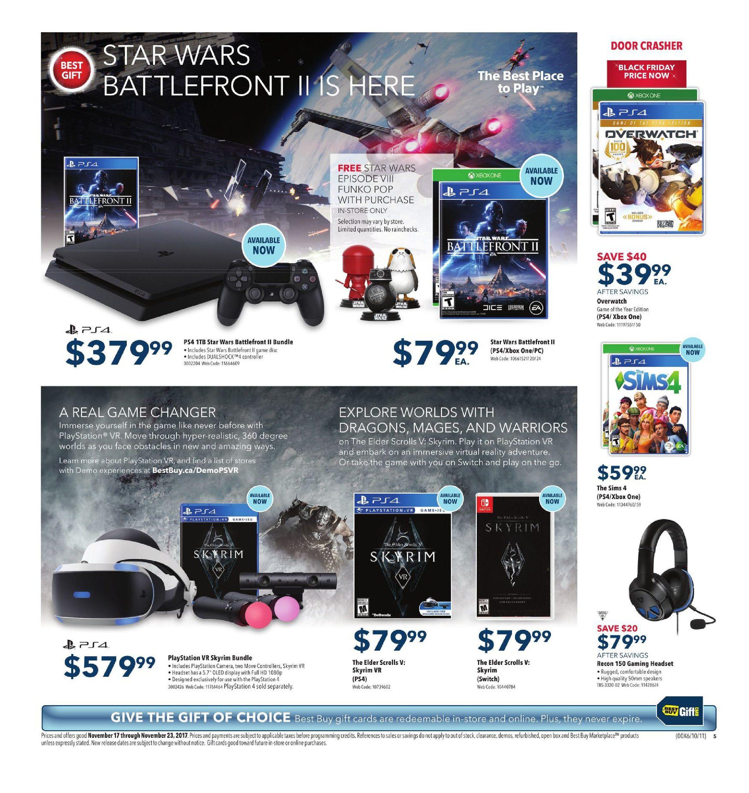Best Buy Weekly Flyer Black Friday Prices Now Nov 17 Mdisk Headset Super Boom J278 23