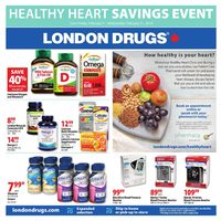 - Healthy Heart Savings Event Flyer