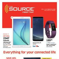 The Source - 2 Weeks of Savings - Everything For Your Connected Life Flyer
