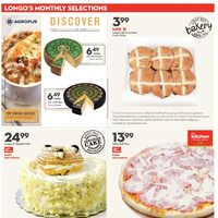 Longos - Monthly Selections Flyer
