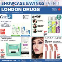 - Showcase Savings Event!	 Flyer