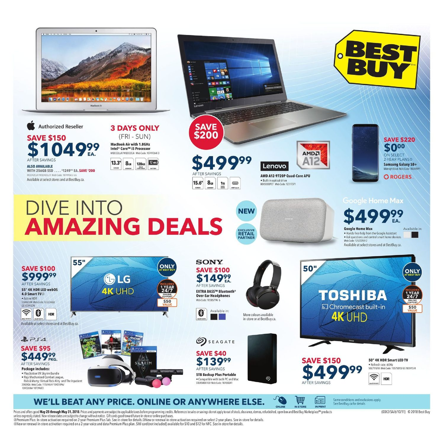Best Buy Weekly Flyer Dive Into Amazing Deals May 25 Siemens S7 200 Xp Series Parallel Circuit Exercise 12 Youtube 31