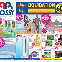 Rossy - Weekly - Liquidation Sale Flyer