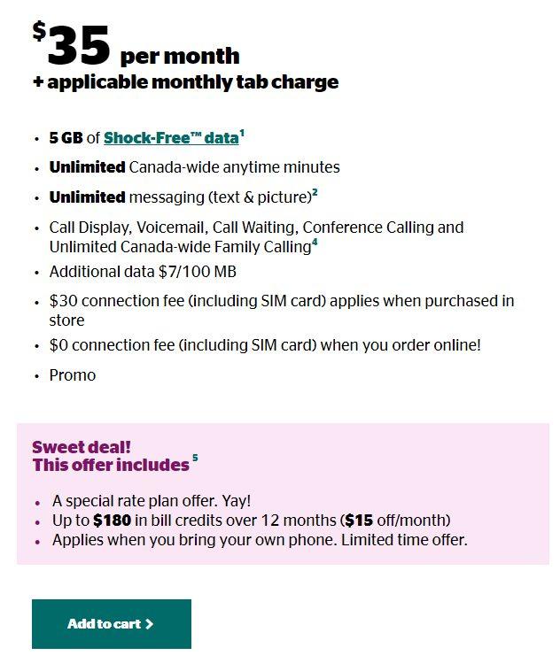 Koodo] Koodo $35/5GB or $40/8GB - Public Mobile Migration
