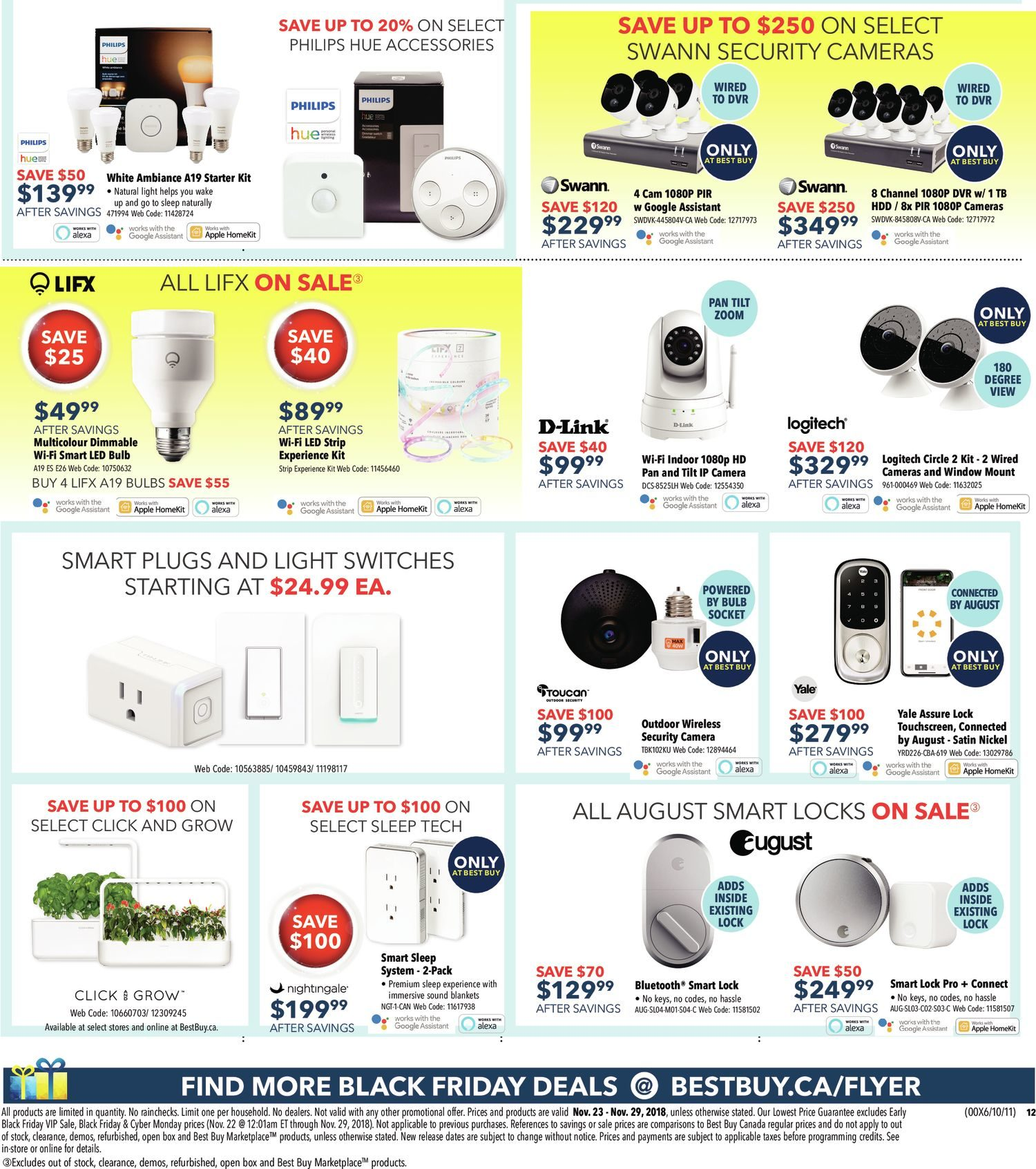 32ebd48c53e9c Best Buy Weekly Flyer - Weekly - Black Friday Sale - Nov 23 – 29 -  RedFlagDeals.com