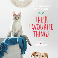 PetSmart - 2018 Holiday Gift Guide - Their Favourite Things Flyer