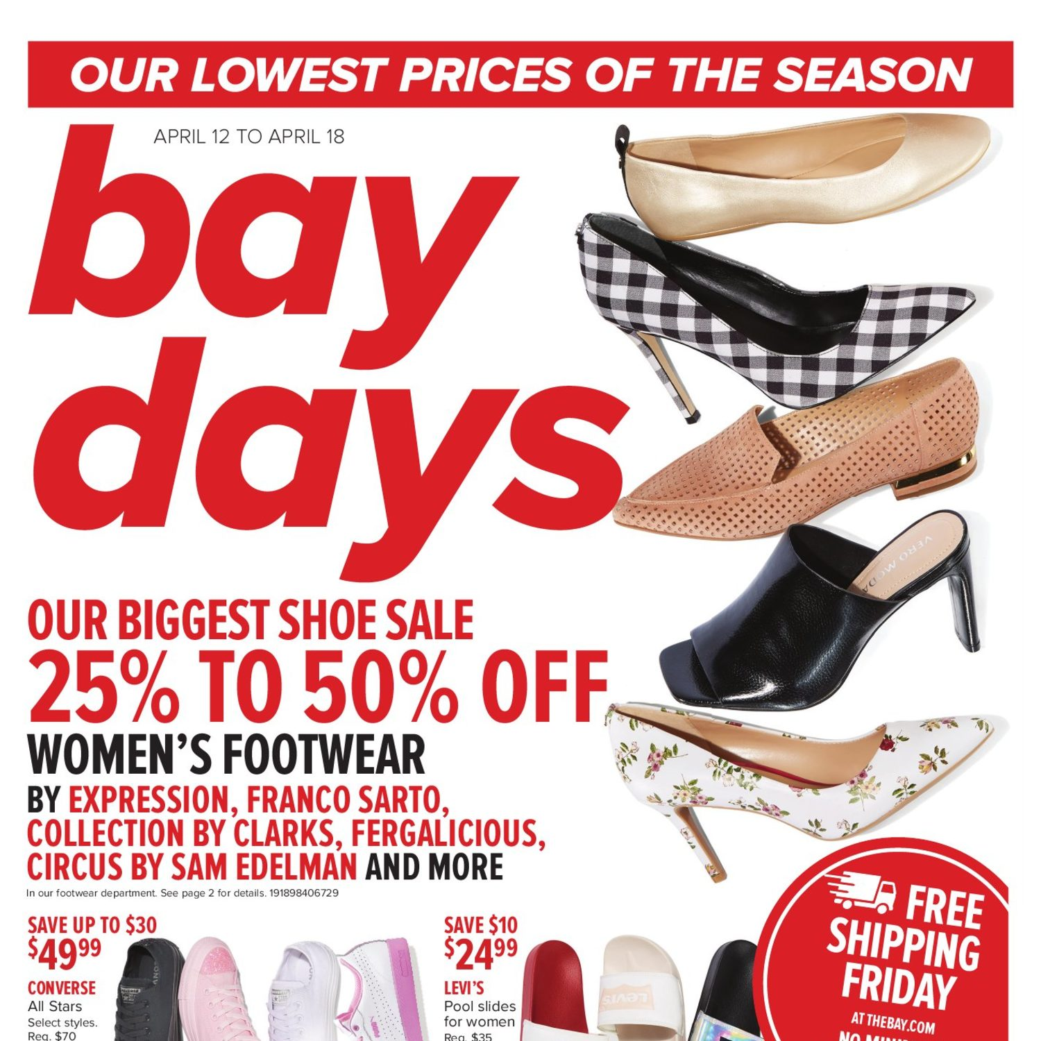 d46f0ff289 The Bay Weekly Flyer - Weekly - Bay Days - Apr 12 – 18 - RedFlagDeals.com