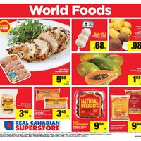 Real Canadian Superstore - World Foods - Ramadan Kareem Flyer
