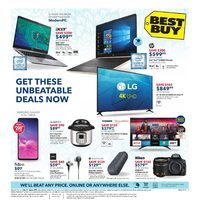 - Weekly - Get These Unbeatable Deals Now Flyer