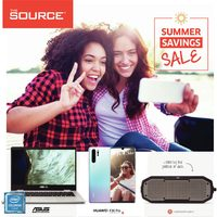 The Source - 3 Weeks of Savings - Summer Savings Sale Flyer