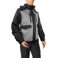 Duradrive Two Tone Tradesman Jacket - Grey