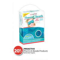 Proactive Therm-O-Beads Products