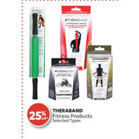 Theraband Fitness Products