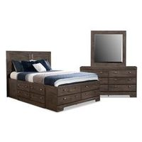 5-Pc. Yorkdale Queen Storage Bedroom Package