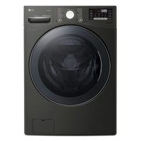 LG 5.2 Cu.Ft. Front Load Steam Washer