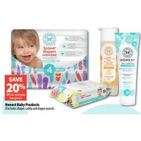 Honest Baby Products