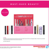 Shoppers Drug Mart - Must-Have Beauty Flyer