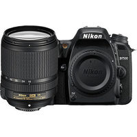 NIKON D7500 DSLR Camera with 18-140mm ED VR Lens Kit