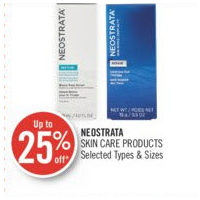Neostrata Skin Care Products