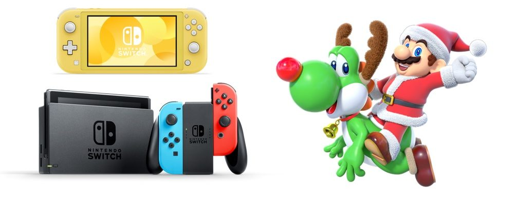 The Best Nintendo Switch Holiday Gifts for 2019