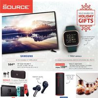 The Source - Weekly - Your Source For Holiday Gifts Flyer