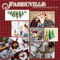 Fabricville - Ready For The Holidays Flyer