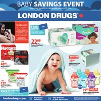 - Baby Savings Event Flyer