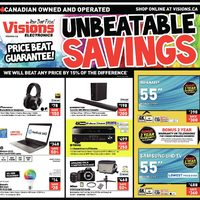 - Weekly - Unbeatable Savings Flyer