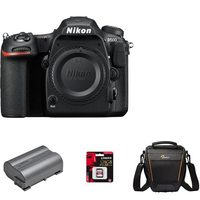 Nikon D7500 Camera Body Plus Rechargeable Battery And 128GB Memory Card