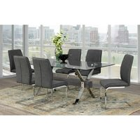 7 PC Glass Dinette