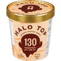 Halo Top Frozen Dessert or Novelties