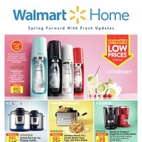 Walmart - Home - Spring Forward With Fresh Updates Flyer
