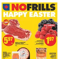 No Frills - Weekly - Happy Easter Flyer