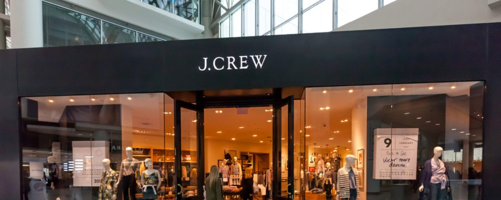 J.Crew Has Filed for Chapter 11 Bankruptcy