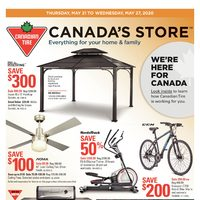 canadian tire weekly store flyer saskatoon