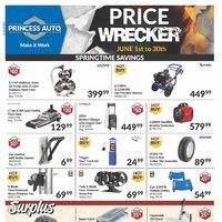 - Price Wrecker Flyer