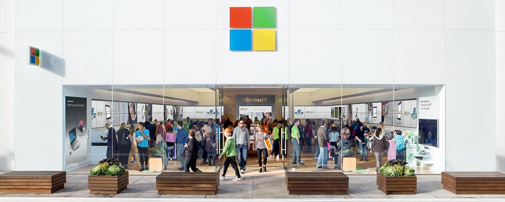 Microsoft to Close All Retail Stores in Canada