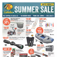 Bass Pro Shops - Summer Sale Flyer