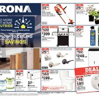 Rona - Weekly - Floor To Ceiling Savings Flyer