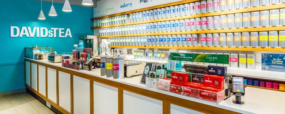 DAVIDsTEA Plans to Reopen Only 18 Stores in Canada and Will Close 166 Stores