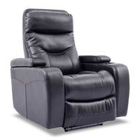 Glow Theatre Style Power Recliner