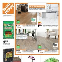 Home Depot - Promotion de 7 jours Flyer